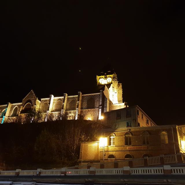 Le Tréport La Nuit